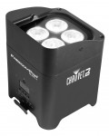 Chauvet DJ FREEDOMPARQUAD4 20-Watt Quad Color RGBA LED PAR with D-FI Transceiver
