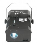 Chauvet DJ GoboZoomLed2.0 Super-Compact Custom Gobo Projector Powered by 15-watt LED