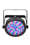 Chauvet DJ SlimPar56 2-Inches Thick LED Par Can Wash Light Powered by 108 RGB LEDs