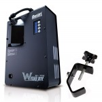Elation W-715X 2.4 Liter Capacity Fog Jet Area Effect Machine with Truss Mounting Clamp