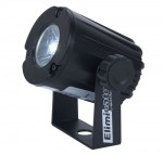 Eliminator Lighting LED SPOT 1x5W White LED Pinspot with 5 Degree Beam Angle