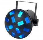 Eliminator Lighting MICRO SWARM LED 4x3W RGBW LED No Duty Cycle Light Fixture