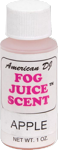 American DJ F-SCENTS APPLE Smell Solution for Smoke Fog Machines