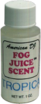 American DJ F-SCENTS TROPICAL Smell Solution for Smoke Fog Machines