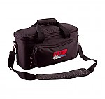 Gator Cases GM-12B Padded Bag for Up to 12 Mics w/ Exterior Pockets for Cables