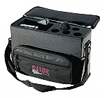 Gator Cases GM-5W Padded Bag for 5 Wireless Mic Systems