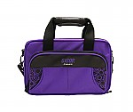 Gator Gl-Clar-Purp-A Band And Orchestra Case Purple Lightweight Clarinet Case