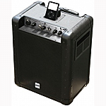 Gemini  MS-POD Portable PA System with Universal Dock for iPod