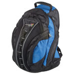 Arriba LS500 Deluxe Padded Backpack with Extra Storage