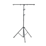 Odyssey LTP6 9 ft High Quality Tripod Stand w/ Extensible Height & T-Bar