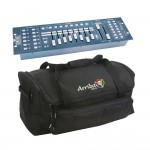 Obey 40 Chauvet Light 192 Channel DMX 512 Controller with Arriba Transport Carry Bag Combo