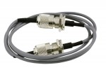 Peavey ProComm U1002 Top Class Front to Rear Cables for U1002 Receiver Antenna