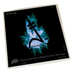 Peavey Stainless Steel-Wound Element Balanced 5-String Bass XLS Guitar Strings on Selected Gauges Packed
