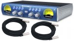 Pro Audio PreSonus Blue Tube DP v2 2CH Instrument or Mic Pre Amp Amplifier with $50 XLR Cables