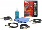 Pyle Home PHDMIKT2 Complete HDTV Cleaning Kit with 2 HDMI High Definition Cables