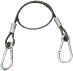 American DJ SCABLE 60 Pro Audio Lighting Safety Hanging Cable