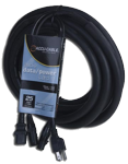 Accu Cable SKAC10 Power & XLR DMX Combo 10 Foot Cable Cord