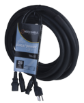 Accu Cable SKAC25 Power & XLR DMX Combo 25 Foot Cable Cord