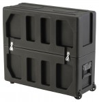 "SKB 3SKB-2026 Roto-Molded Small LCD Transport Utility Case for 20"" to 26"" Flat Screens w/ Universal Foam Pad Set (3SKB2026)"