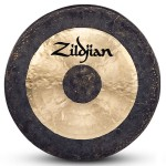 Zildjian P0500 30-Inch Predrilled and Corded Traditional Finish Gong