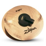 Zildjian ZBT16BP 16-Inch Zbt Band Pair Hand Type Cymbals with Bright/Mid Sound Medium Bell Size