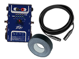 Peavey Cables and Accessories