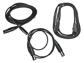 Peavey XLR Cables & Adapters