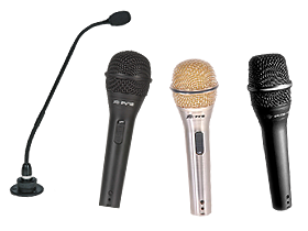 Peavey Wired Microphones