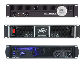 Peavey Power Amplifiers