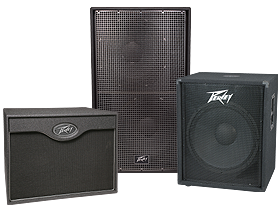 Peavey Bass Enclosures