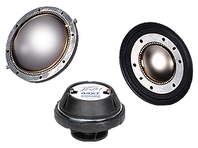 Peavey Compression Drivers