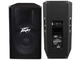 Peavey Powered PA Speakers