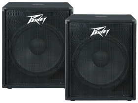 Peavey Subwoofers