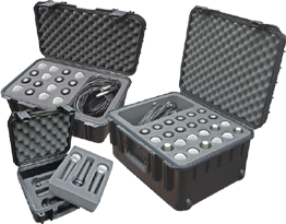 Welcome to Pro Audio Microphone Cases at SmartDJ.com