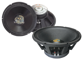 Pro Audio 15 Inch PA Speaker Replacements