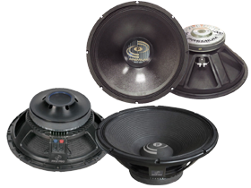 Pro Audio 18 Inch PA Speaker Replacements