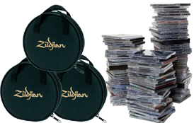 Pro Audio CD Cases