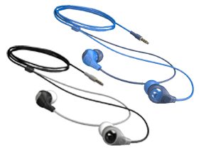 Pro Audio In-Ear Headphones only here at SmartDJ.com