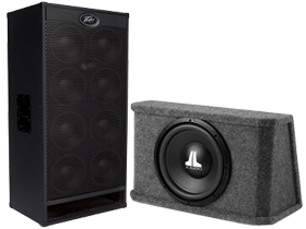 Welcome to Bass Enclosures at SmartDJ.com