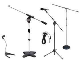 Pyle Pro Microphone Stands