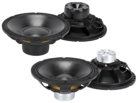 Welcome to RCF Midbass Speakers at SmartDJ.com
