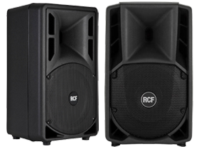 Welcome to RCF Passive & Active Speakers at SmartDJ.com