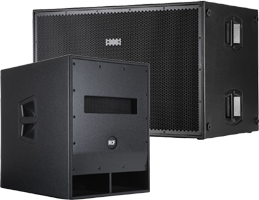 Welcome to RCF 18 Inch Subwoofers at SmartDJ.com