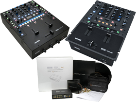 Rane Table Top Mixers