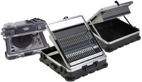 SKB DJ Equipment Cases