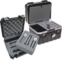 SKB Microphone Cases
