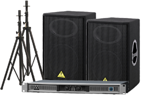 12 Inch Speakers and Amplifiers