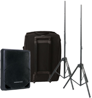 DJ Systems Speakers, Cases and Tripod Stands 12 Inch