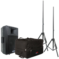 DJ Systems Speakers, Cases and Tripod Stands 15 Inch
