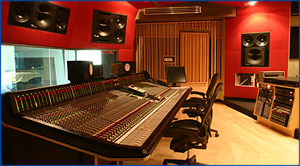 Studio and Recording Equipments